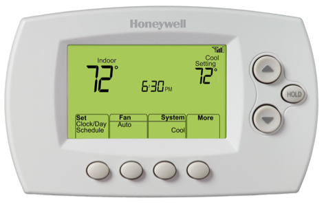 Honeywell Focus Pro 6000